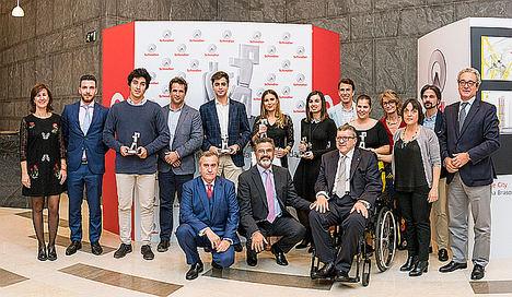 El proyecto 'Drone City', vencedor de la 7ª edición de los Premios Schindler España de Arquitectura