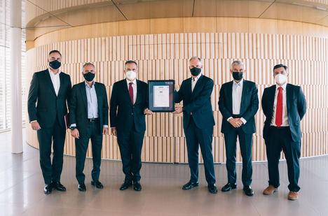 Santander España renueva el certificado AENOR de excelencia en Asesoramiento de Banca de Empresas