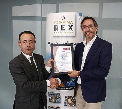 Corvina REX consigue la primera certificación de acuicultura responsable en España