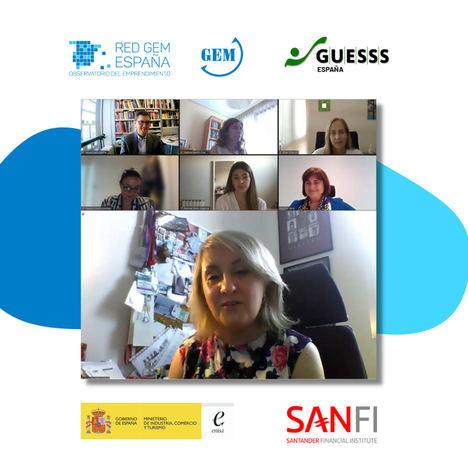Presentación de los premios GUESSS España 2021