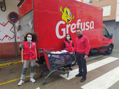 Grefusa y Cruz Roja Juventud se unen para que niñas y niños no se queden sin regalos estas navidades