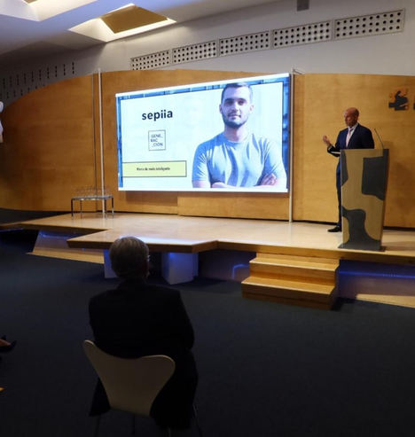 Sepiia recibe el premio al mejor modelo de negocio en la 8ª edición de los premios Generacción