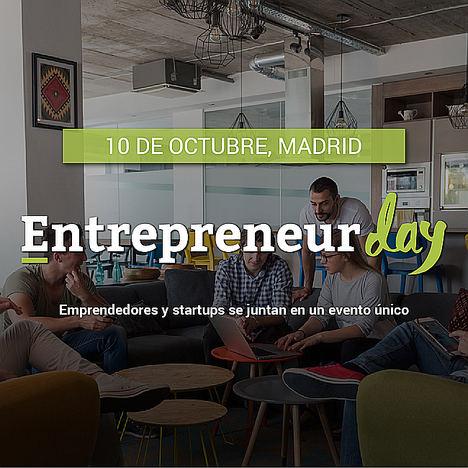 Llega a Madrid el Entrepreneur Day: el evento de las startups