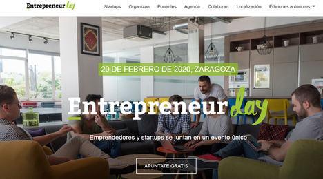 Llega a Zaragoza el Entrepreneur Day: el evento de las startups