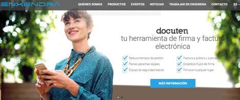 Enxendra Technologies empieza a operar en el mercado internacional bajo la marca Docuten