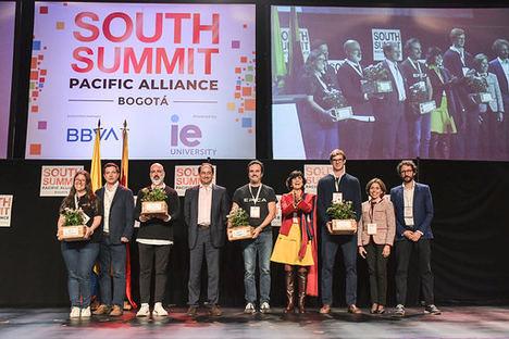Epica, startup ganadora de la segunda edición de South Summit Bogotá