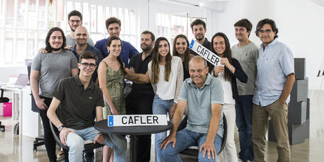 Cafler lanza su plataforma de movilidad delegada con una primera ronda de financiación de más de 800.000 euros