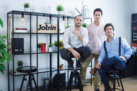 Jobin cierra una ronda de financiación de 380.000 euros en solo dos semanas