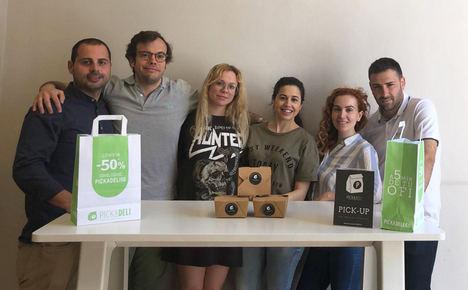 PickaDeli, la startup que reinventa la comida para llevar