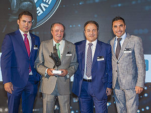 Equipo directivo Grupo Andrés.