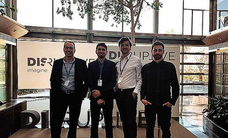 iCommunity.io la plataforma española de servicios Blockchain, triunfa en Sanitas Disruptive 2019