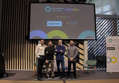 iCommunity, la revolución del blockchain está en España y triunfa en los Finnovista Pitch Day Fintech