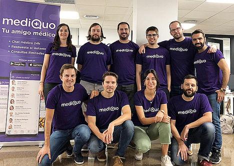 mediQuo cierra su segunda ronda de financiación por valor de 1,5M €