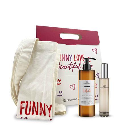 Equivalenza celebra San Valentín con dos nuevos perfumes tendencia y la tote bag más romántica