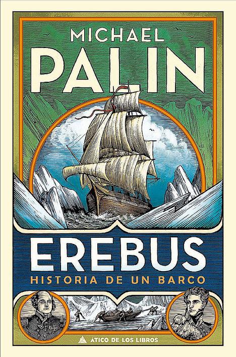 Erebus, de Michael Palin