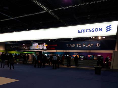 Ericsson desvela en Las Vegas sus novedades en TV sobre IP y realidad aumentada