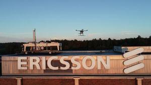 Ericsson realiza las pruebas de cobertura y rendimiento de su red 5G con la solución mediante drones de Rohde & Schwarz