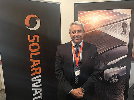Ernesto Macías, Country Manager de Solarwatt España.