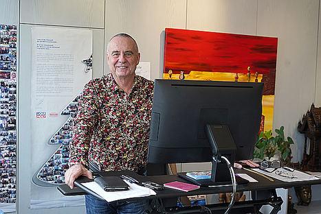 Ernst Prost, director gerente de LIQUI MOLY.