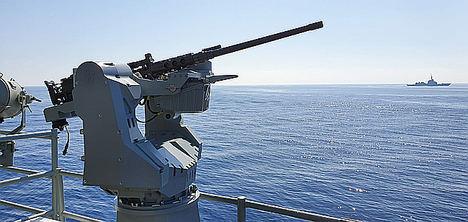 Escribano Mechanical & Engineering dota a la Armada Española de sus Estaciones de Armas Remotas navales SENTINEL 2.0