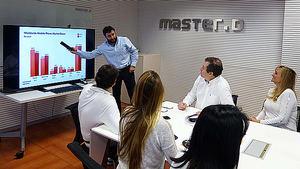 MasterD crea la Escuela de Ventas de alto impacto