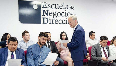 La Escuela de Negocios y Dirección (ENyD) lanza 6 Programas Executive para Directivos de Alto Nivel en las mejores universidades del mundo
