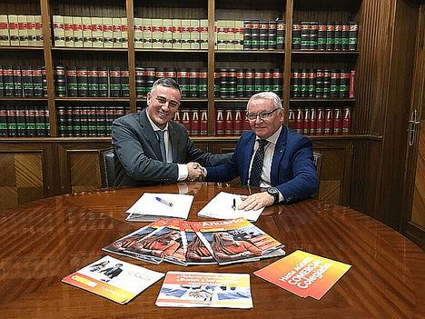 Nuevo acuerdo de Colaboración entre MasterD y CGAC
