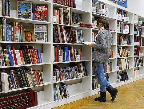 España edita más de 20.000 libros de creación literaria al año