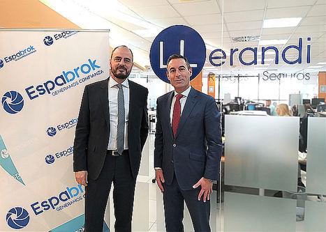 Llerandi Correduría de Seguros se incorpora a Espabrok