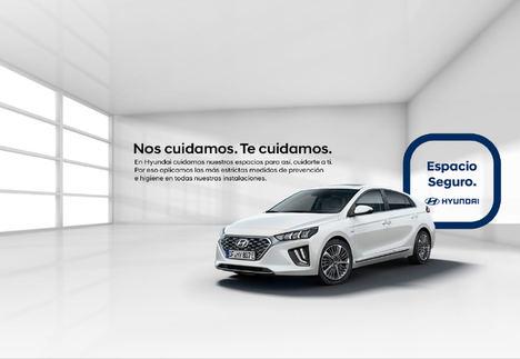 """""""Espacio Seguro Hyundai"""""""