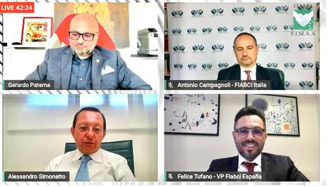 España e Italia colaboran para conseguir la internacionalización de agentes e inmobiliarias