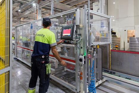 Essity apuesta por Barcelona para establecer su Centro de Excelencia de la cadena de suministro a nivel global