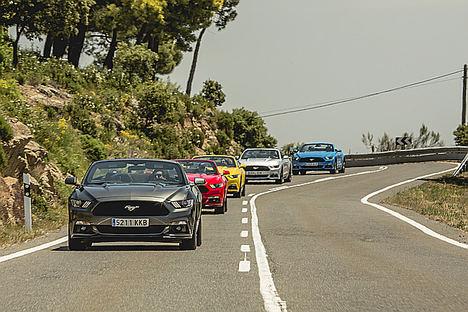 Estas fiestas sorprende con algo diferente, regala Mustang Road