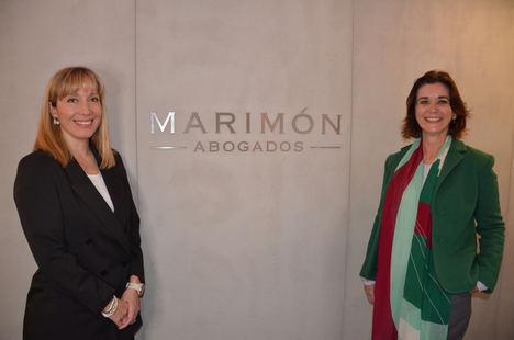 Marimón Abogados nombra socias a Esther Domínguez y a Olga Forner