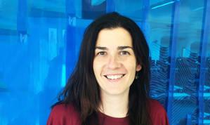 Esther García Garaluz es cofundadora de la firma Eneso, que desarrolla dispositivos para personas con discapacidad
