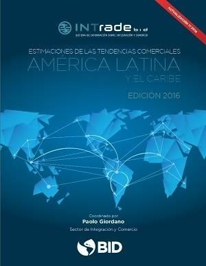 Estimaciones de las tendencias comerciales de América Latina – Actualización 1T 2016.