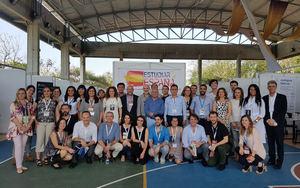 ESTUDIAR EN ESPAÑA Colombia fue visitada por más de 4.500 estudiantes