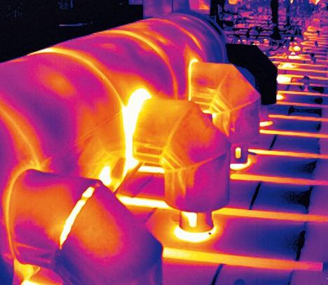 Un correcto aislamiento en instalaciones industriales puede suponer el ahorro de 15.000 millones de kilovatios hora al año
