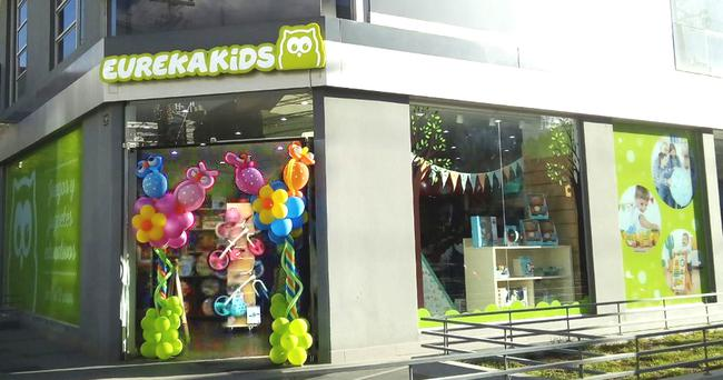 8bbc83769f Eurekakids abre su primera tienda en Bolivia   Economía de Hoy