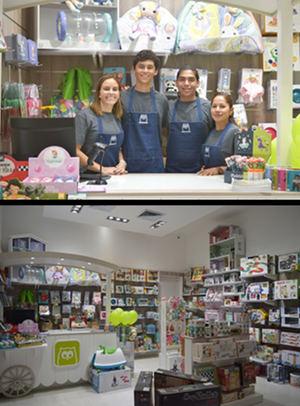 Eurekakids abre su primera tienda en Playa del Carmen