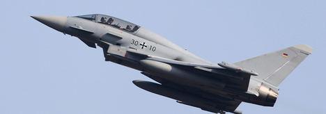 Indra equipará 38 Eurofighters alemanes con sistemas de última generación por 100 millones de euros