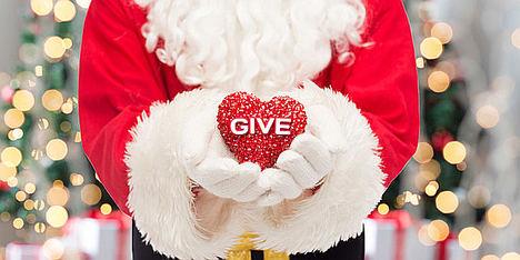 Las empresas se suman a una Navidad socialmente más responsable