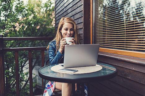 La conexión, imprescindible para el turista rural: el 70% utiliza Internet durante su estancia