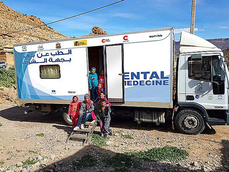 Eurona lleva la telemedicina a Marruecos y refuerza su presencia en África