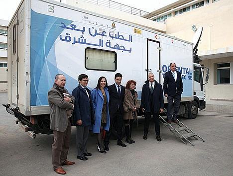 Eurona recibe el reconocimiento del ICEX por el impacto social de su proyecto de Telemedicina en Marruecos