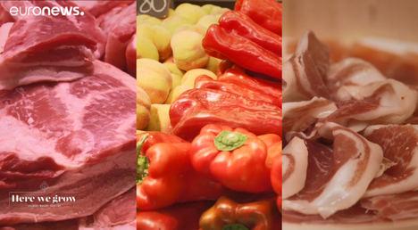 Euronews se asocia con ICEX para lanzar una serie sobre alimentos de España