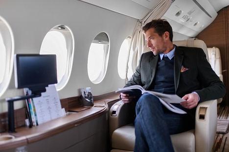 La aviación ejecutiva levanta el vuelo y gana visibilidad en el nuevo escenario aéreo
