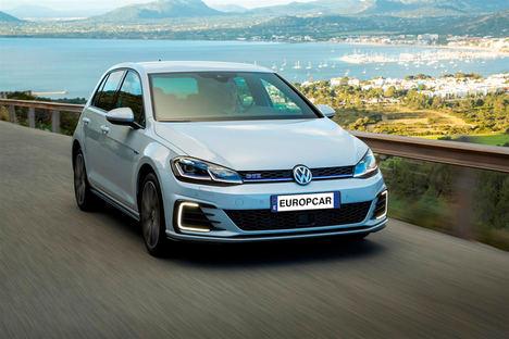 Europcar España incrementa su flota de vehículos híbridos y eléctricos