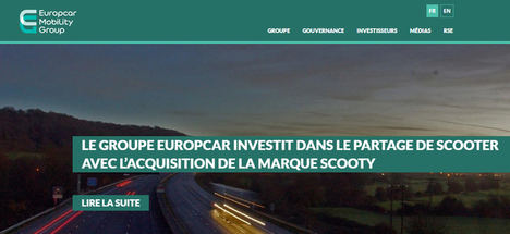 Europcar Mobility Group se une a MaaS (Mobility as a Service) Alliance