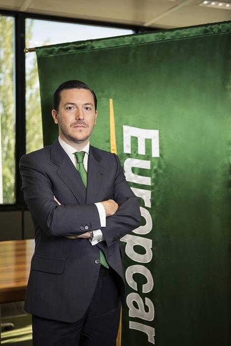 Europcar España nombra a Gerardo Bermejo nuevo Director Financiero en España